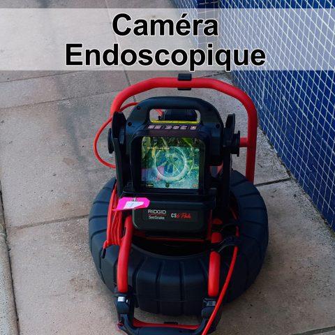 Caméra endoscopique